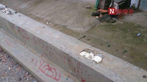 Vì sao cầu 65 tỷ ở Hà Nội bị nghi làm bằng 'bê tông cốt xốp' - Ảnh 8