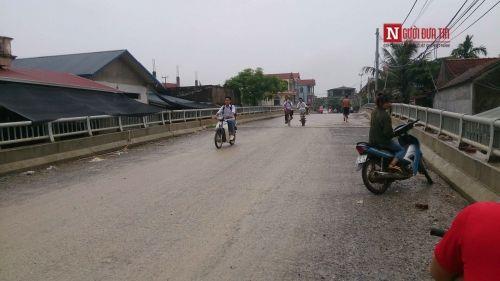 Vì sao cầu 65 tỷ ở Hà Nội bị nghi làm bằng 'bê tông cốt xốp' - Ảnh 1