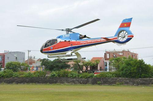 Đã xác định tọa độ và mảnh vỡ trực thăng mất tích EC-130 - Ảnh 1
