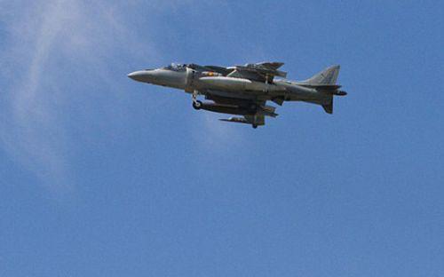 Máy bay cường kích Mỹ rơi ngoài khơi đảo Okinawa (Nhật Bản) - Ảnh 1