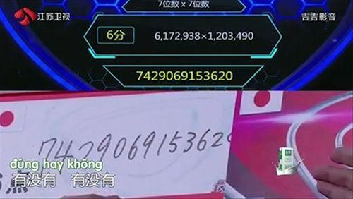 Thần đồng xinh như thiên thần, tính toán nhanh hơn máy tính - Ảnh 3