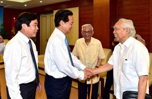 Thủ tướng: Báo chí đóng góp quan trọng vào thành tựu chung của đất nước - Ảnh 2