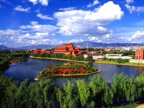 Khám phá ngôi làng giàu có nhất tỉnh Vân Nam, Trung Quốc - Ảnh 4