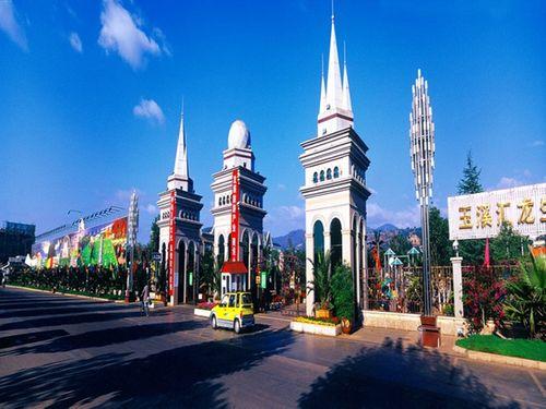 Khám phá ngôi làng giàu có nhất tỉnh Vân Nam, Trung Quốc - Ảnh 6