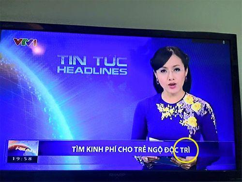 VTV sai lỗi chính tả, MC truyền hình hồn nhiên... văng tục - Ảnh 2