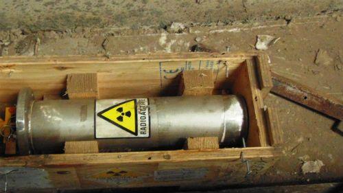 Hoàn thành thử nghiệm gắn định vị trên thiết bị phóng xạ - Ảnh 2