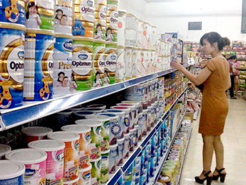 Tiểu xảo thay tên đổi giá của ma trận nhãn sữa - Ảnh 1