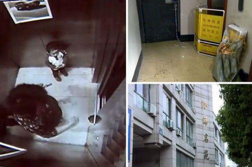 Trung Quốc: Con 2 tuổi đẩy mẹ ngã tử vong? - Ảnh 1