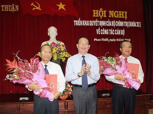 Chân dung tân Bí thư Tỉnh ủy Bình Thuận - Ảnh 1