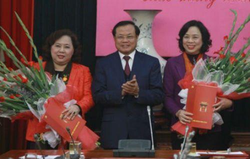 Hà Nội giới thiệu nhân sự vị trí Chủ tịch HĐND TP - Ảnh 2