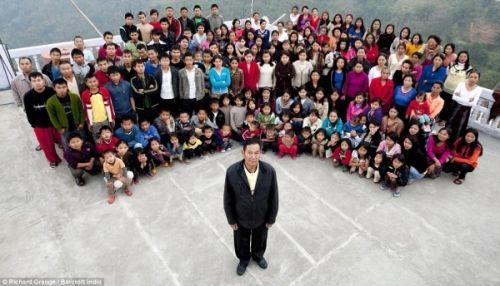 """""""Choáng"""" với chuyện người đàn ông có 39 vợ, 94 con và 33 cháu - Ảnh 1"""