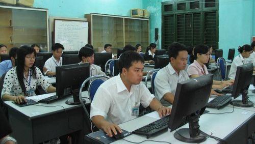 Hà Nội: Thi tuyển công chức bằng trắc nghiệm trên máy tính - Ảnh 1