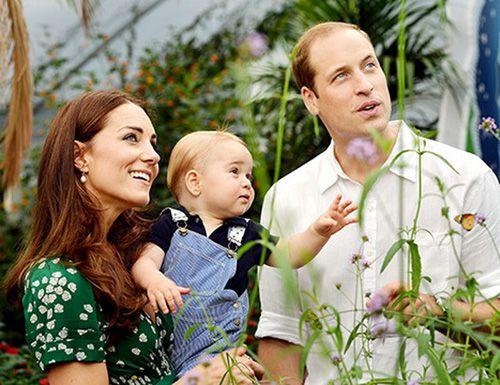 """""""Công chúa bé"""" của Hoàng gia Anh chào đời - Ảnh 1"""