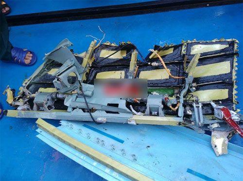 Máy bay Su-22 rơi ở Bình Thuận:  Tìm thấy cả 2 hộp đen - Ảnh 1