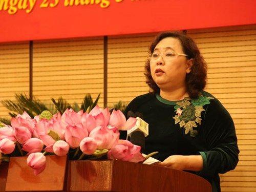 Bà Nguyễn Thị Bích Ngọc được bầu làm Chủ tịch HĐND TP Hà Nội - Ảnh 1
