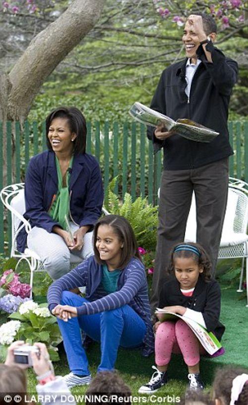 Chàng trai xin cưới con gái Tổng thống Obama bằng... bò, cừu và dê - Ảnh 2