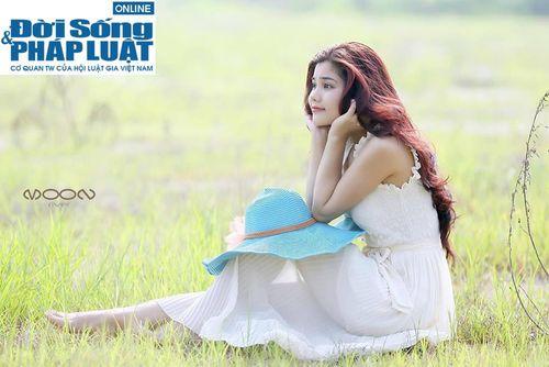 Cận cảnh nhan sắc cô gái Hà Nội bán bánh giò xinh đẹp như hotgirl - Ảnh 7
