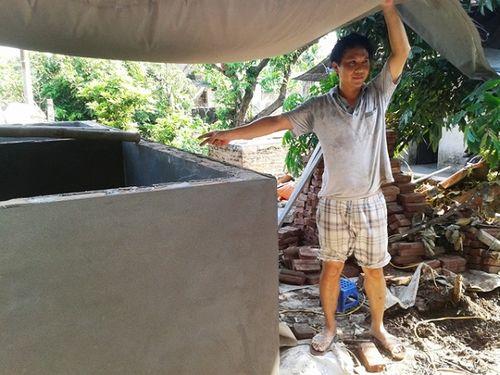Phát hiện 50kg tiền cổ khi đào đất xây bể nước - Ảnh 2