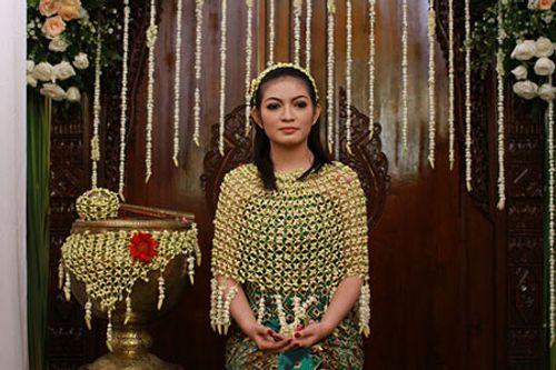 Con trai Tổng thống Indonesia kết hôn với hoa khôi xinh đẹp - Ảnh 4