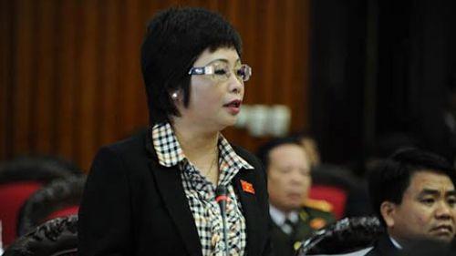 Sẽ bỏ phiếu bãi nhiệm tư cách ĐBQH bà Châu Thị Thu Nga - Ảnh 1