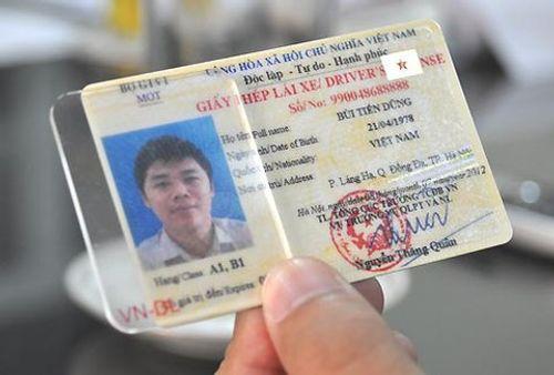 Sẽ áp dụng cấp bằng lái xe số tự động vào tháng 9 - Ảnh 1