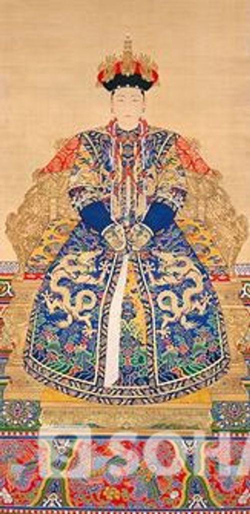 Bí ẩn Hậu cung và lăng mộ an táng hàng chục phi tần của Khang Hy hoàng đế - Ảnh 4