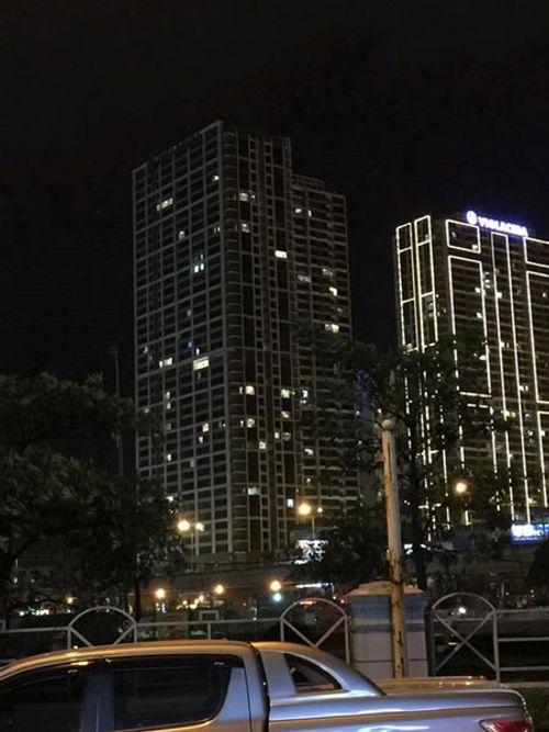 Lại cháy, nổ lớn tại cao ốc 40 tầng Thăng Long Number One - Ảnh 1