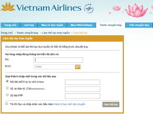 Từ 25/6, hành khách được check-in lên máy bay bằng điện thoại - Ảnh 1