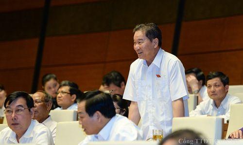 ĐB Nguyễn Bá Thuyền: Dân phải có quyền tranh luận với quan trong kiện hành chính - Ảnh 1