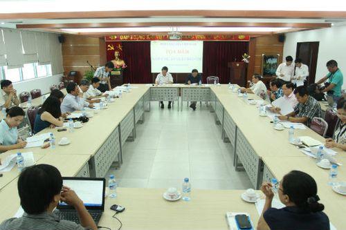 Hội Luật gia VN tổ chức tọa đàm góp ý dự thảo Luật Báo chí - Ảnh 1