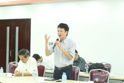 Hội Luật gia VN tổ chức tọa đàm góp ý dự thảo Luật Báo chí - Ảnh 3