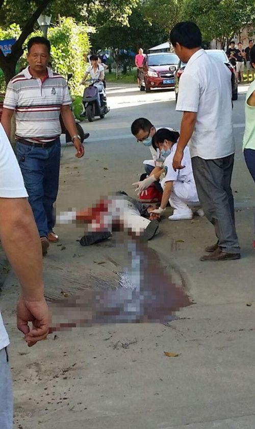 Vụ sát hại bố, bắt cóc con 3 tuổi gây chấn động Trung Quốc - Ảnh 1
