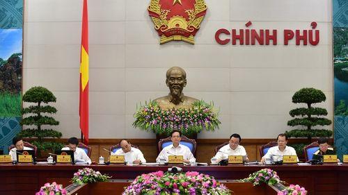 Thủ tướng chủ trì phiên họp Chính phủ thường kỳ tháng 6 - Ảnh 1