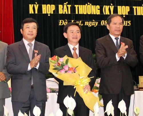 Tân Phó Chủ tịch UBND tỉnh Lâm Đồng - Ảnh 1