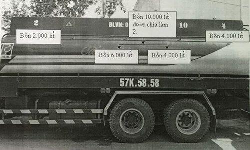 Lật tẩy trò tráo dầu sạch bằng dầu kém chất lượng - Ảnh 2