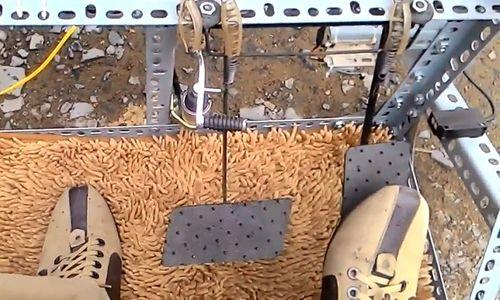 Người Việt sáng chế bộ chống đạp nhầm chân ga - Ảnh 1