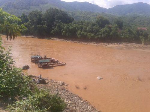 DN phản ứng vì tỉnh Sơn La cho công ty ở Hà Nội khai thác cát sông Mã - Ảnh 1