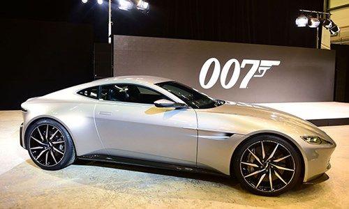 """""""Soi"""" siêu xe Aston Martin DB10 của điệp viên 007 - James Bond - Ảnh 2"""