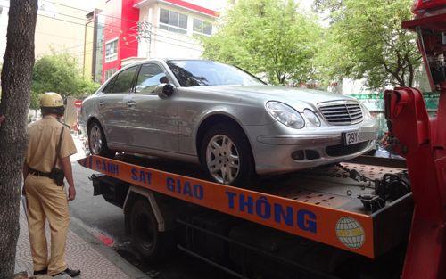 Tịch thu xe: Bộ trưởng Đinh La Thăng đề nghị rút đề xuất - Ảnh 1