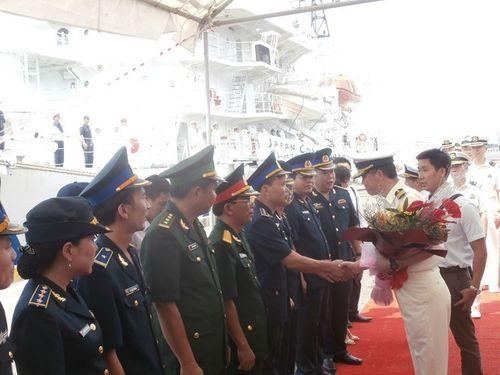 Cảnh sát biển Việt Nam - Nhật Bản hợp tác chống cướp biển - Ảnh 1