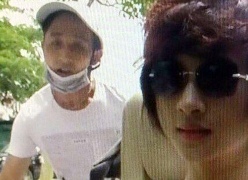 Diễn viên Kim Tuyến bị cướp khi đóng phim trên ôtô mui trần  - Ảnh 2