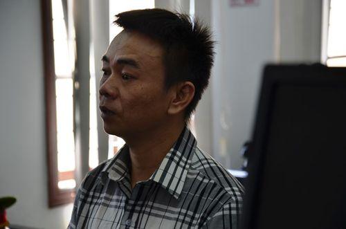 Gã thợ xây tống tiền cảnh sát giao thông hầu tòa - Ảnh 1