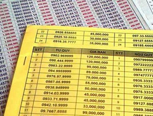 Chuyện khó tin về những con số vô tri có giá tiền tỷ - Ảnh 1