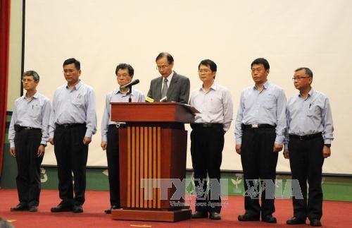 Phát biểu xin lỗi của người đứng đầu Formosa Hà Tĩnh - Ảnh 1