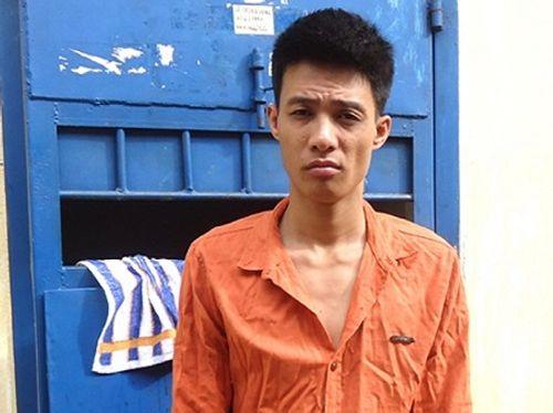 Tên trộm cưỡng bức nạn nhân sau khi đập đá bị khởi tố - Ảnh 1