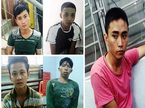 Bắt băng nhóm gây ra nhiều vụ trộm tại các nhà cao tầng - Ảnh 1