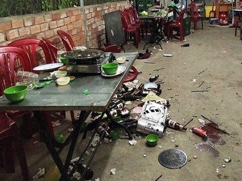 Thanh niên bị đâm chết trong quán nhậu ở Đồng Nai - Ảnh 1