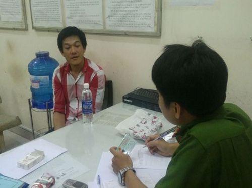 Bắt giữ đối tượng bán thuốc lắc cho quán bar ở Sài Gòn - Ảnh 1