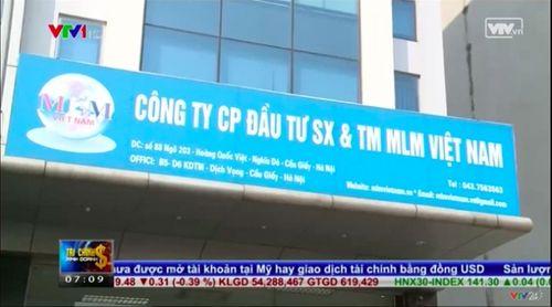 Công ty CP Đầu tư Sản xuất và Thương mại MLM Việt Nam bị phạt nặng - Ảnh 1
