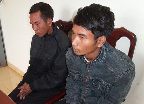 2 thanh niên đánh trọng thương CSGT để giải thoát xe vi phạm - Ảnh 1
